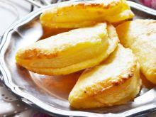 Serowe ciasteczka usteczka z jabłkiem