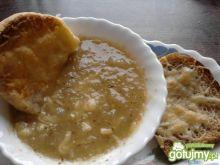 Serowe grzanki do zup