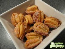 Serowe kruche ciasteczka z kardamonem