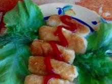 Serowe paluszki ziemniaczane