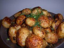 Serowo - cebulowe młode ziemniaki