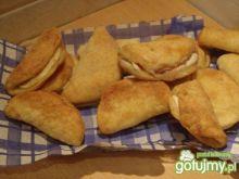 Serowo-cynamonowe ciasteczka z serem.