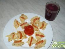 serowo-pomidorowe aniołki