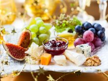 Francuskie Święta - jedzenie jest najważniejsze?