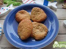 Sezamowe ciasteczka z białek