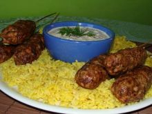 Shisch kebab
