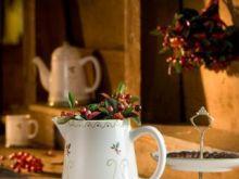 Sielska ceramika stołowa