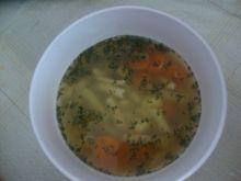 Sierpniowa zupa ogrodowa