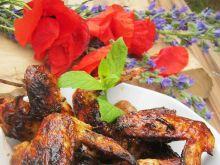Skrzydełka w słodko-pikantnym sosie Madziarów