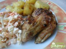Skrzydełka z kurczaka na ostro