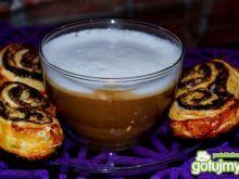 Ślimaczki orzechowo-czekoladowe