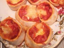 Ślimaczki pizzowe