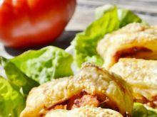 Ślimaczki z kurczakiem