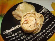 Ślimaczki z lasagne