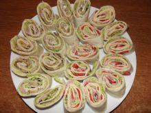 Ślimaczki z tortilli Ewy