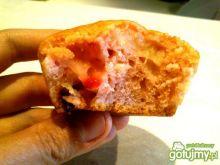 Śliwkowo-jabłkowe muffinki