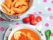 Słodka pomidorowa dla najmłodszych