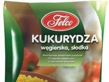 Słodka węgierska kukurydza