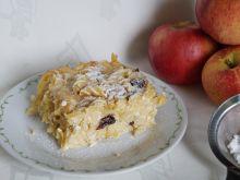 Słodka zapiekanka makaronowa