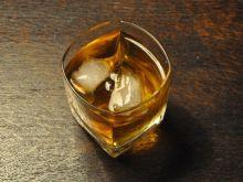 Słodki drink z amaretto