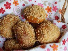 Słodkie bułeczki z kruszonką