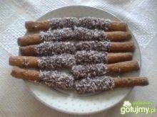 Słodkie paluszki wg Megg