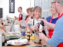Słodkie, słone, sezonowe, czyli inspirujące, wiosenne warsztaty kulinarne w CookUp