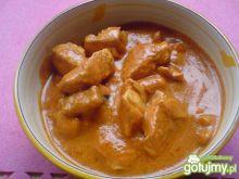 Słodko-kwaśny kurczak balti