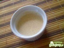 Słodko-ostry sos musztardowy