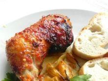 Słodko - pikantne udka z kurczaka