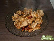 Słodko - pikantny kurczak garam masala