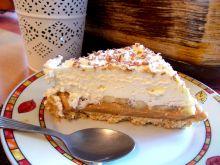 Słodko-słony banoffee pie