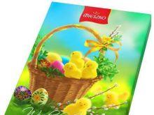 Słodycze na Wielkanoc