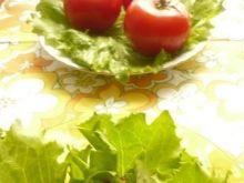 Smaczna sałatka warzywna