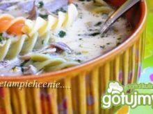 Smaczna zupa grzybowa