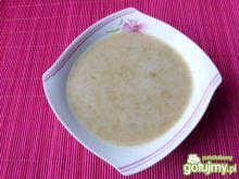 Smaczna zupa z rabarbaru