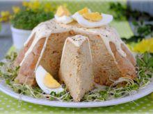 Babka sojowa Wielkanocna