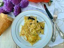 Smaki włoski i polskie w jednym daniu- Ravioli