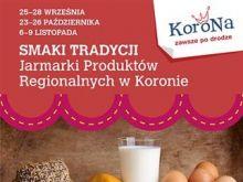 23-26 października Międzynarodowy Jarmark Produktów Regionalnych