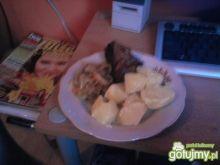 Smakowity dietetyczny obiadek Smakoszka