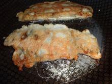Smażona ryba w cieście naleśnikowym