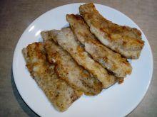 Smażone filety z mintaja
