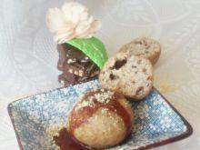 Smażone kuleczki z ricotty (czekoladowe) wg Di