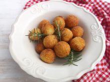 Smażone kulki z ziemniaków