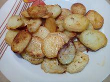 Smażone talarki z ziemniaków