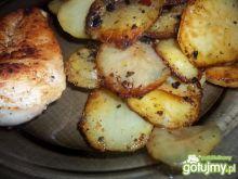 Smażone ziemniaki.