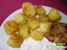 Smazone ziemniaki