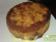 smażony camembert