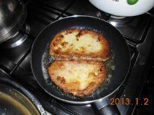 Smażony chleb