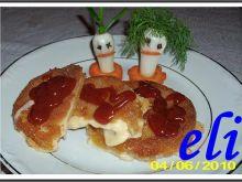 Smażony ser salami Eli